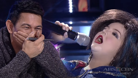 WATCH: Xia Vigor impresses Jury with her all-out performance as Pilita Corales | YFSF Kids Image Thumbnail