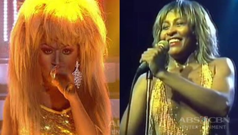 WATCH: Pinay Young Diva Lyca Gairanod perfectly impersonates 'Queen of Rock and Roll' Tina Turner