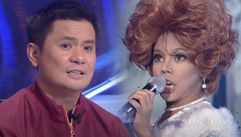 WATCH: Awra Briguela excites Jury with his breathtaking performance as Shirley Bassey | YFSF Kids Image Thumbnail