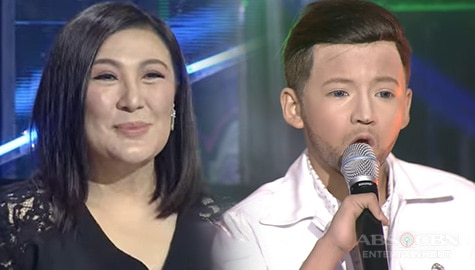 WATCH: Justin Alva amazes all with his show-stopping performance as Justin Timberlake | YFSF Kids Image Thumbnail