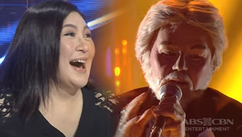"""WATCH: Sam Shoaf wows Jury with his captivating performance of Kenny Rogers' """"Through The Years"""" 