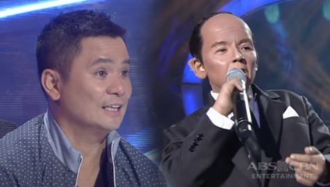 WATCH: Justin Alva amazes everyone with his captivating performance as Paul Anka | YFSF Kids Image Thumbnail