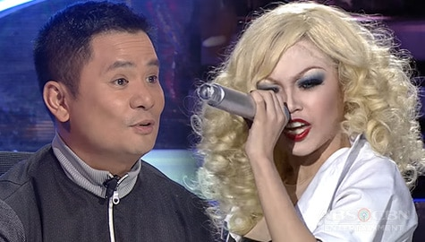 WATCH: AC Bonifacio stuns everyone with her fierce performance as Christina Aguilera | YFSF Kids Image Thumbnail