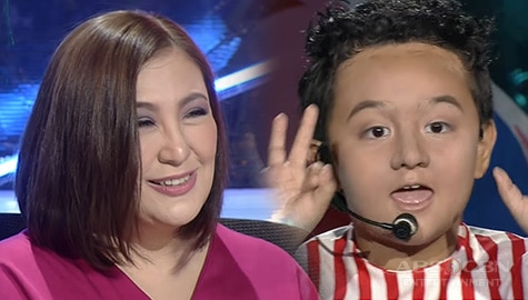 "WATCH: Alonzo Muhlach surprises Jury with his groovy performance of ""Otso-Otso"" 