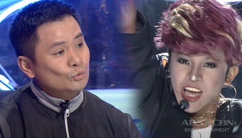"WATCH: Awra Briguela channels unkabogable Vice Ganda with his ""Boom Panes"" performance 