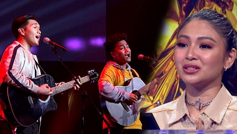 First Moment: Binary's hugot-filled performance touches judges' hearts | Your Moment Philippines 2019 Image Thumbnail