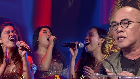 """First Moment: Soul Divas perform their rendition of """"Angels Brought Me Here"""" 