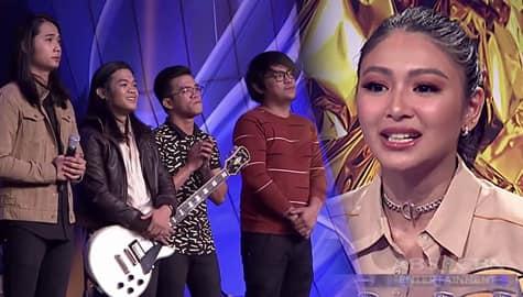 Your Moment Philippines 2019: Nadine, kinilabutan sa performance ng Inside City Image Thumbnail