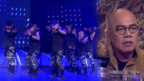 First Moment: Boyz Unlimited Dancers show off their impressive dance skills on Your Moment stage Image Thumbnail