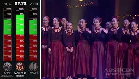 Your Moment: Fabulous Sisters, pasok na sa next round! Image Thumbnail