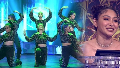 First Moment: G!RLZ wows the judges with their dance routine | Your Moment Image Thumbnail