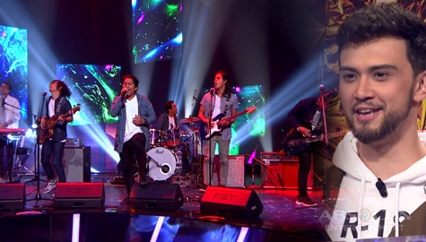 """First Moment: Teller rocks the stage with their """"Himala"""" performance 