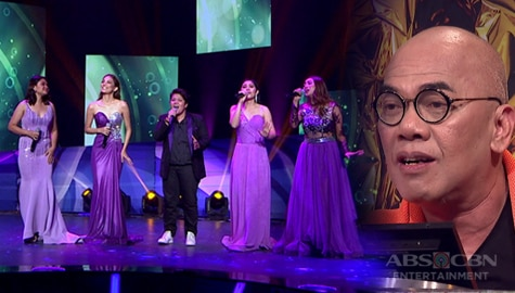 First Moment: The Wishfuls perform their version of Angeline Quinto's Patuloy Ang Pangarap | Your Moment Image Thumbnail