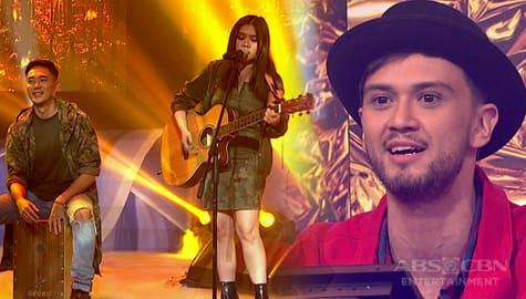 Your Moment: Keren & Mark, muling pinatunayan kung bakit sila nangunguna sa singing acts! | Moment of Choice Image Thumbnail