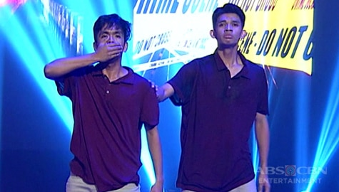 Your Moment: Guillermo & Chris, nagpakita ng isang emotional performance sa kanilang pagbabalik sa dancing stage | Moment of Choice Image Thumbnail
