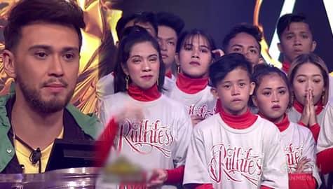 Your Moment: Ruthless Comrades, naging emosyonal nang mairaos ang kanilang performance na walang rehearsal Image Thumbnail