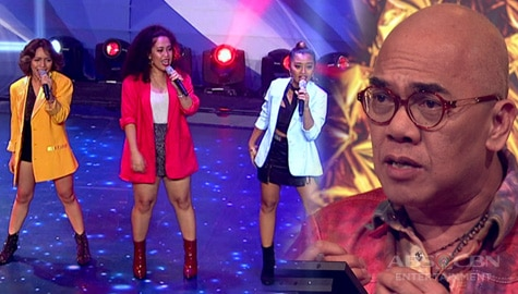 Your Moment: Zalia brings out their inner divas on the singing stage | Moment of Choice Image Thumbnail