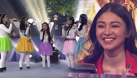 Your Moment: Glitters sparkle with their performance of 'Wings' | Moment of Choice Image Thumbnail